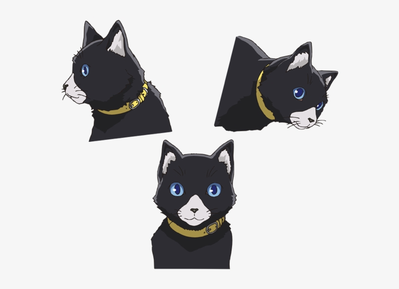 Palace By Ren, Who Had Initially Wandered Into The - Persona 5 Morgana Cat, transparent png #371846