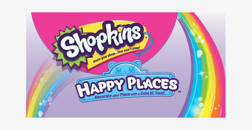 Close - Happy Places Shopkins Season 2 Welcome Pack Mousy Hangout, transparent png #371990