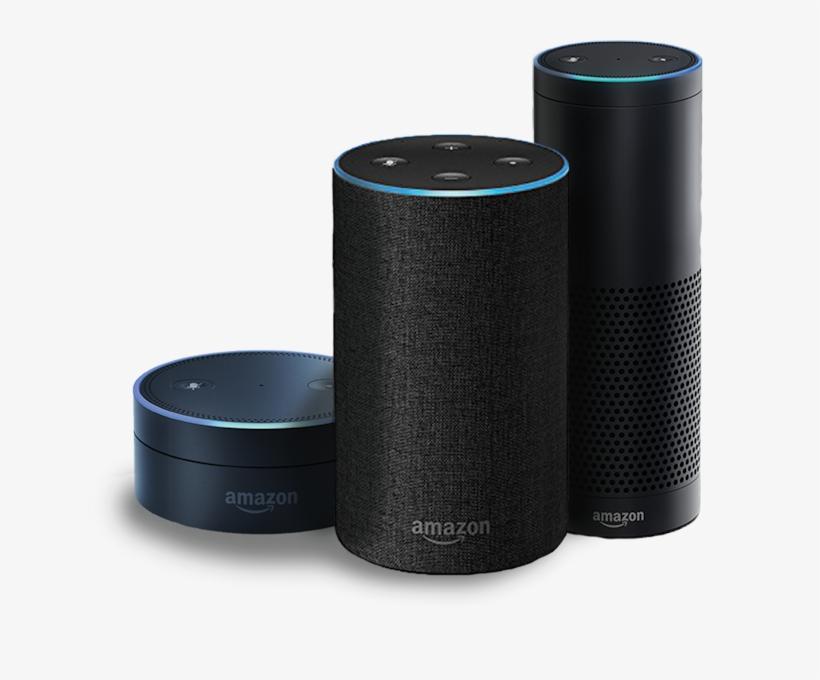 Amazon Echo Your Radio Station On Alexa - Amazon Alexa Png, transparent png #372037