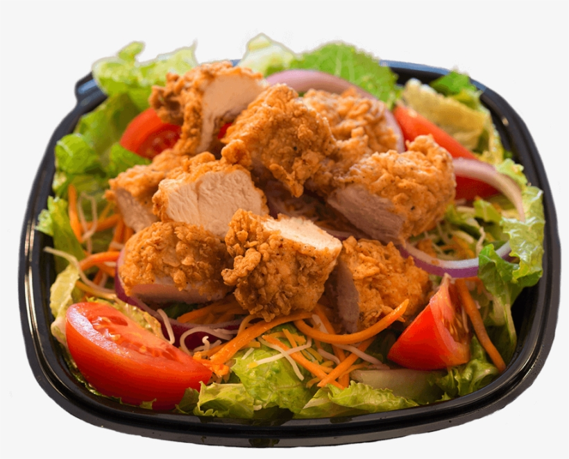 Picture Of Our Delicious Salad - Wing Zone Grilled Chicken Salad, transparent png #372059