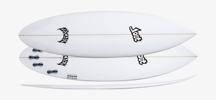 The Rock Up By Lost Surfboards Is A Perfect Blend Of - 6'1 ...lost Driver Pro Dims Pro-formance Surfboard, transparent png #372169