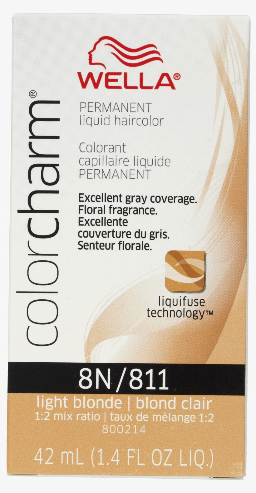Wella Color Charm Liquid Permanent Hair Colors - Wella Colour Charm Liquid Permanent Hair Colour, transparent png #373407