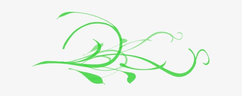Green Line Png - Love Birds Clipart, transparent png #373734