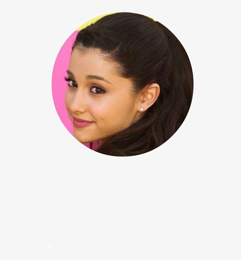 Ariana Grande Png Circulo - Ariana Grande And Rupert Grint, transparent png #374134