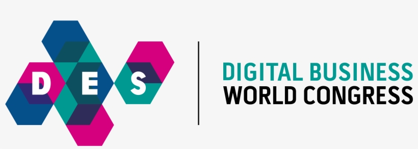 Digital Business World Congress World's Leading Event - Graphic Design, transparent png #376110