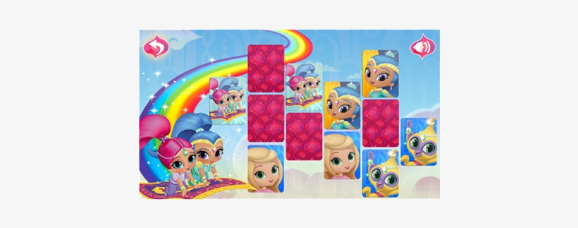 Playtime With Shimmer And Shine - Shimmer Y Shine Juegos, transparent png #376758