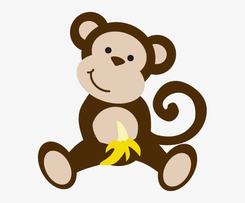 Which Says Of Itself - Macaco Safari Baby Png, transparent png #377437