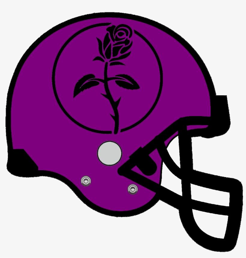 1600 × 1600 In Fantasy Football Helmet - Football Helmet Vinyl Design, transparent png #377550