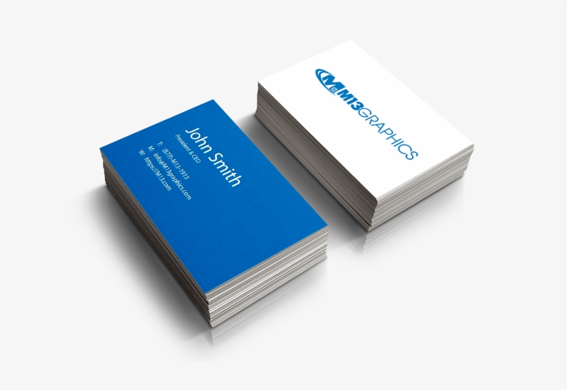 Business Card Printing - Business Card Image Png, transparent png #377775