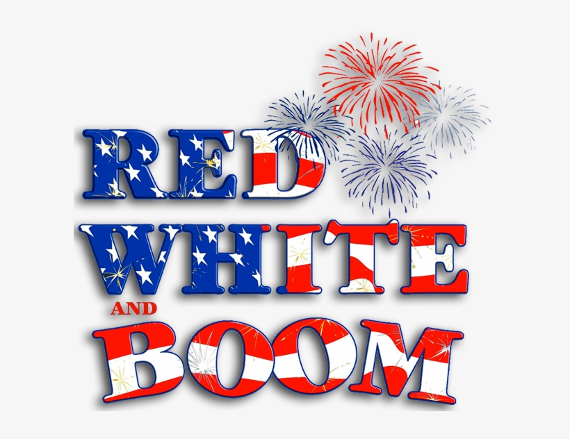 Red White Boom - Red White And Boom 2018, transparent png #378502