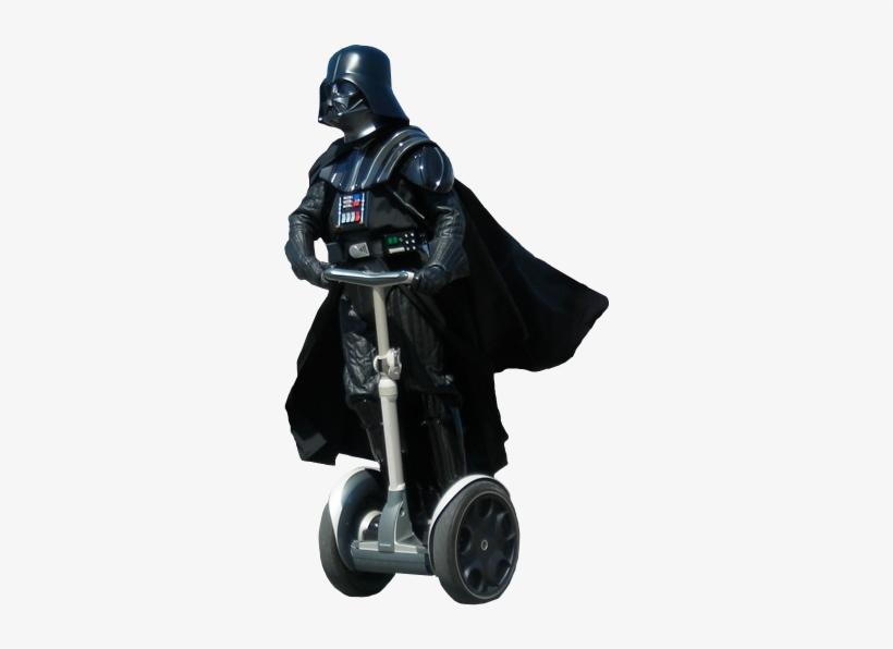 Immediate Entourage, Cut Out People, People Png, Render - Darth Vader Segway, transparent png #378581