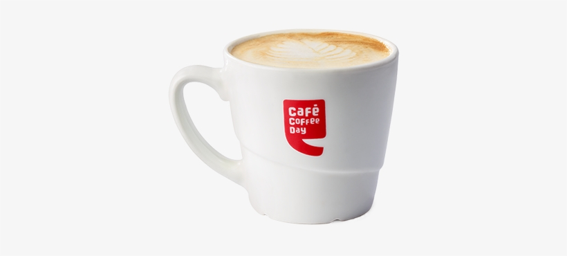 Café Latte - Cafe Coffee Day Cup, transparent png #379153