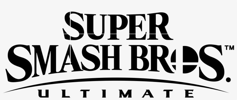 Render Glitch - Super Smash Bros Ultimate Logo, transparent png #379661
