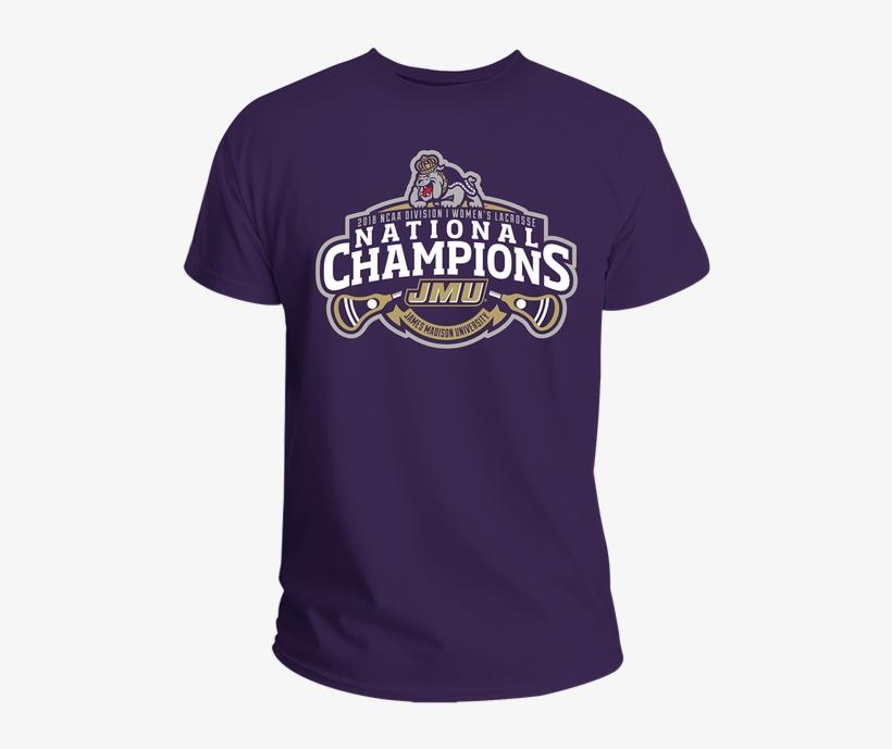 2018 Ncaa Women's Lacrosse Championship Tee - Ncaa Division I Women's Lacrosse Championship, transparent png #3704167