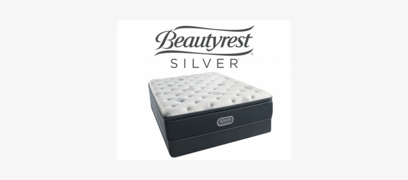 Summer Sizzle Plush Pillow Top - Beautyrest Silver Hybrid, transparent png #3704387