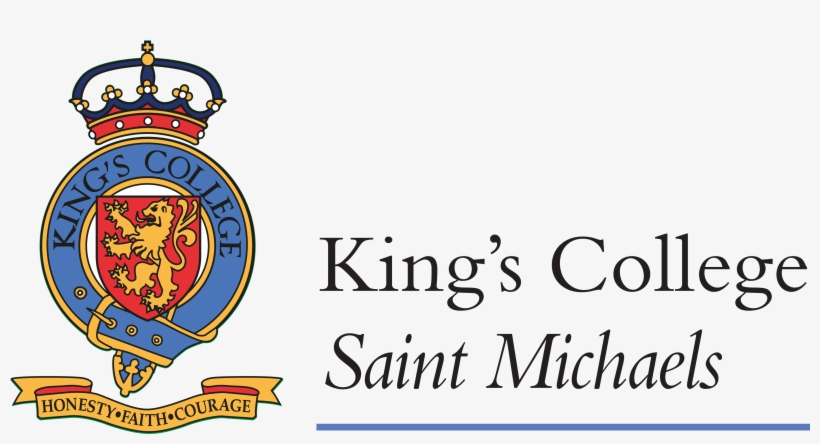 Kings College St Michaels Logo - King's College School Logo, transparent png #3704599