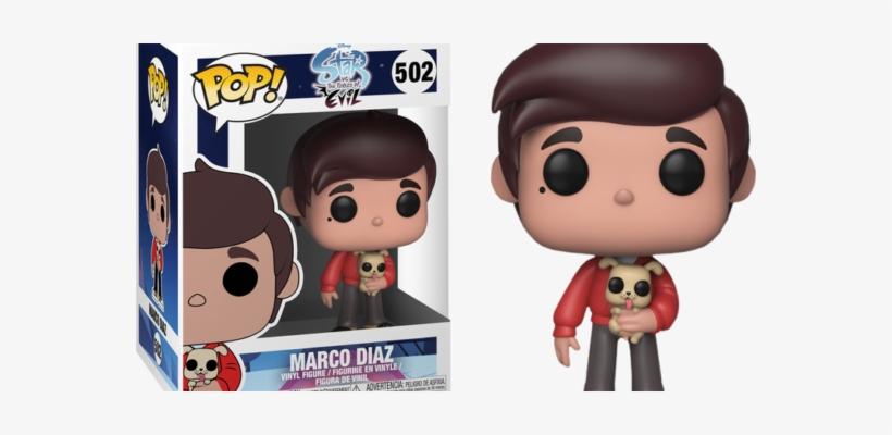 The Forces Of Evil Marco Diaz Funko Pop Vinyl Figure - Grindelwald Pop, transparent png #3709911