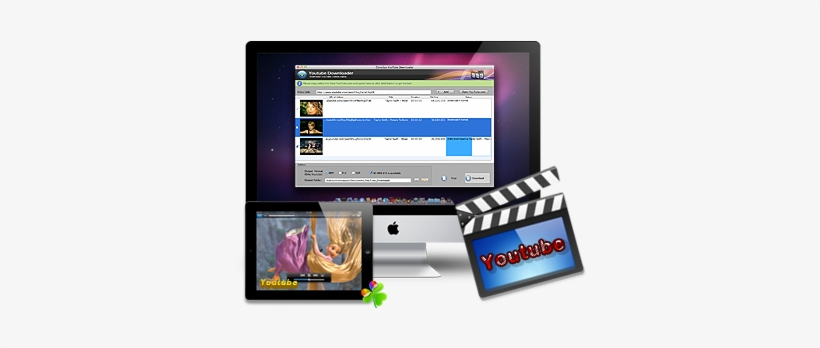 Youtube Video Downloader, Download Youtube Video, Download - Freemake Video Downloader, transparent png #3710265