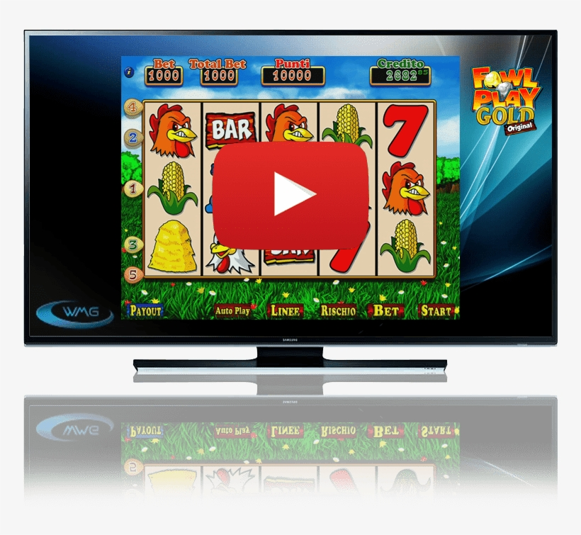 Fowl Play Gold Original Youtube Gameplay - Fowl Play Gold, transparent png #3710544