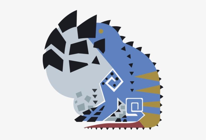 Ohio247 - Monster Hunter World Dodogama Icon, transparent png #3712970