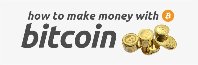 How To Make Money Online Using The Power Of Bitcoins - Make Money With Bitcoin, transparent png #3716491