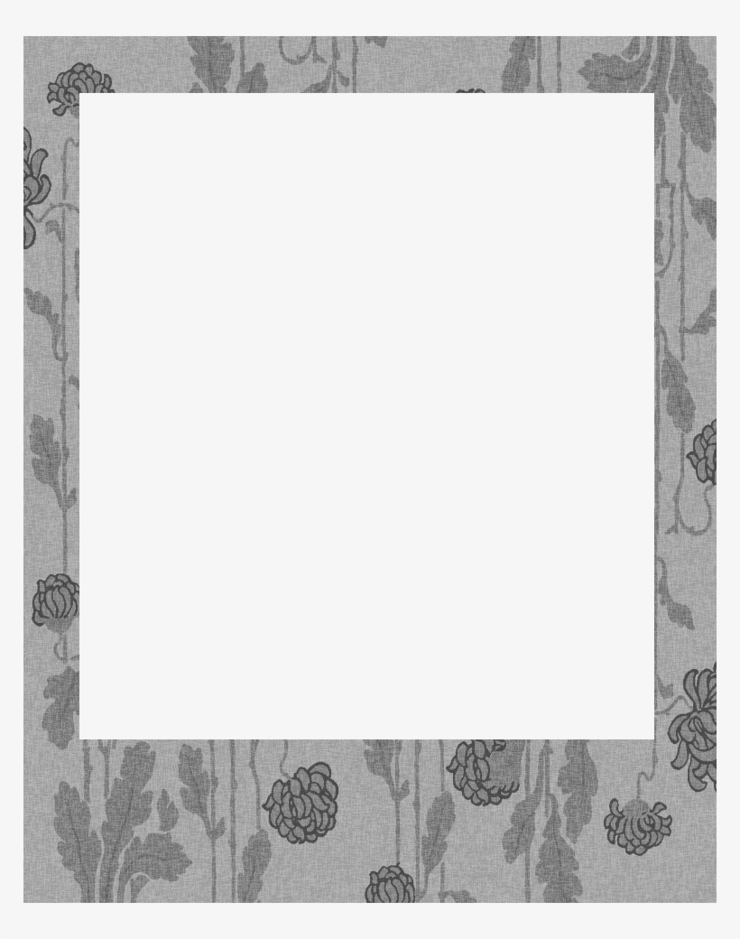 Polaroid Frame Png, Empty, Notebook, Overlays, Photoshop, - Polaroid Frame Png Tsum, transparent png #3719853