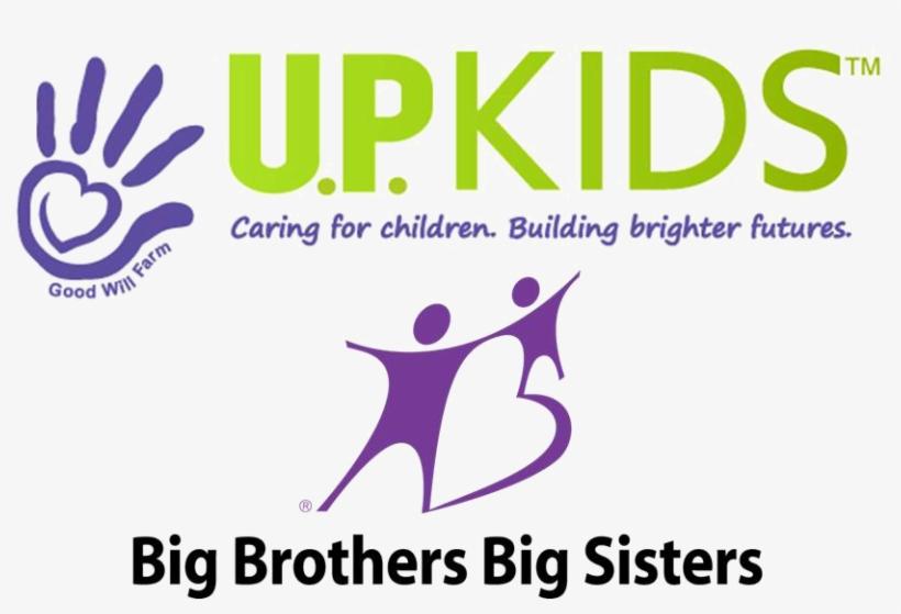 Big Brothers Big Sisters/u - Big Brothers Big Sisters Springfield Mo, transparent png #3724952