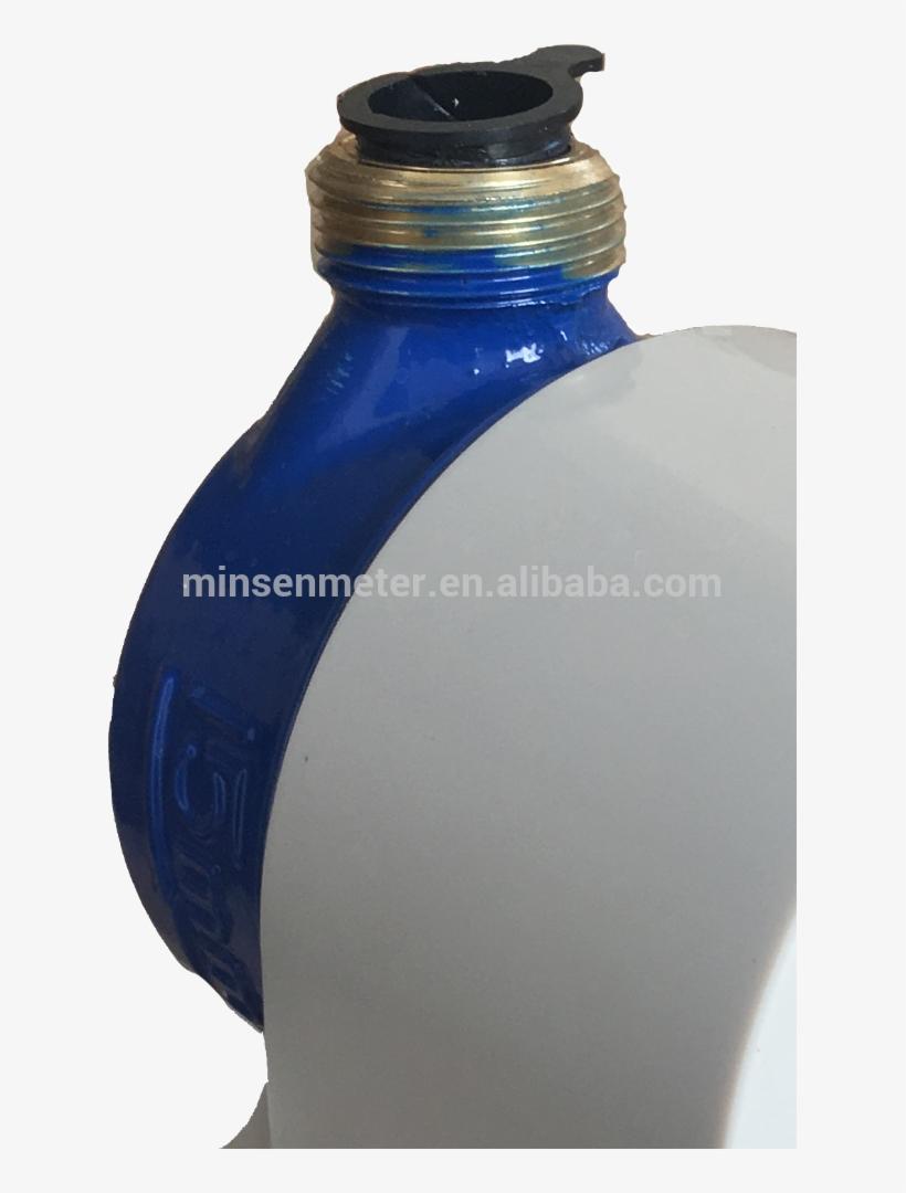 Smart Wet Type Water Meter, Smart Wet Type Water Meter - Water Bottle, transparent png #3730813