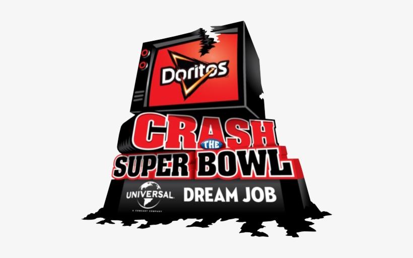 Pepsico's Doritos Brand Invites Fans Worldwide To Create - Doritos Crash The Super Bowl, transparent png #3738374