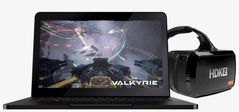 Razer Blade Gaming Laptop Notebook Nvidia Pascal - Razer Laptop Vr Ready, transparent png #3746833