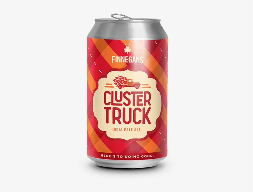 Cluster Truck Ipa - Finnegans Cluster Truck Ipa, transparent png #3749851
