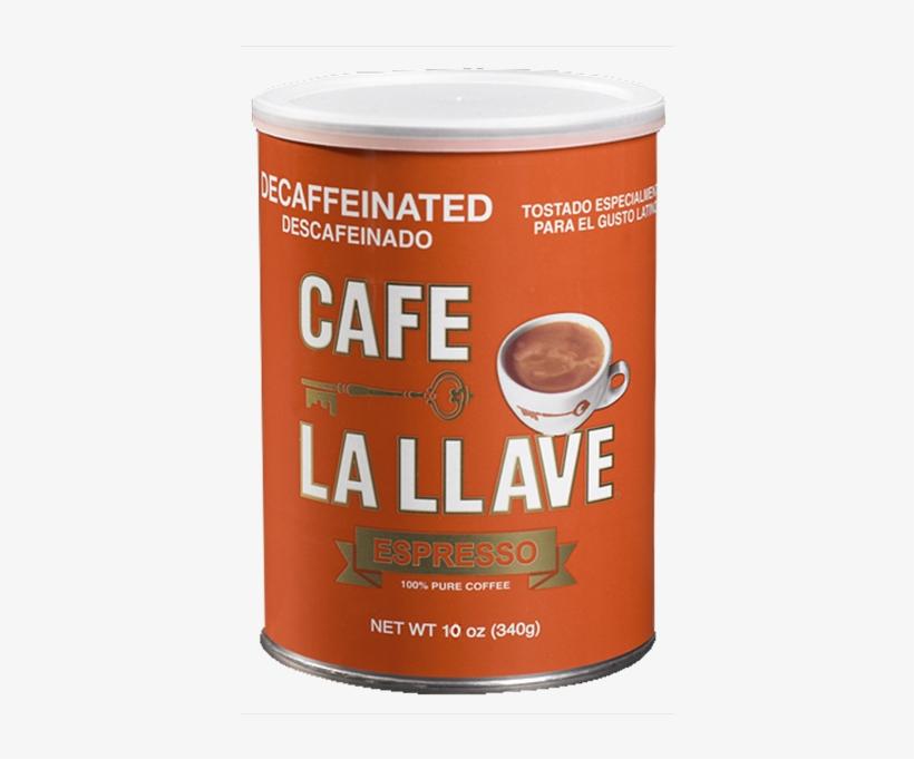 Cafe La Llave Decaf Espresso, 100% Pure, Dark Roast, - Quotes Change Before You Have, transparent png #3750104
