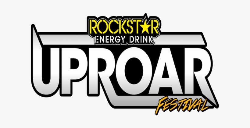 The Third Annual Rockstar Energy Drink Uproar Festival - Rockstar Energy Drink - 10 Pack, 16 Fl Oz Cans, transparent png #3757070
