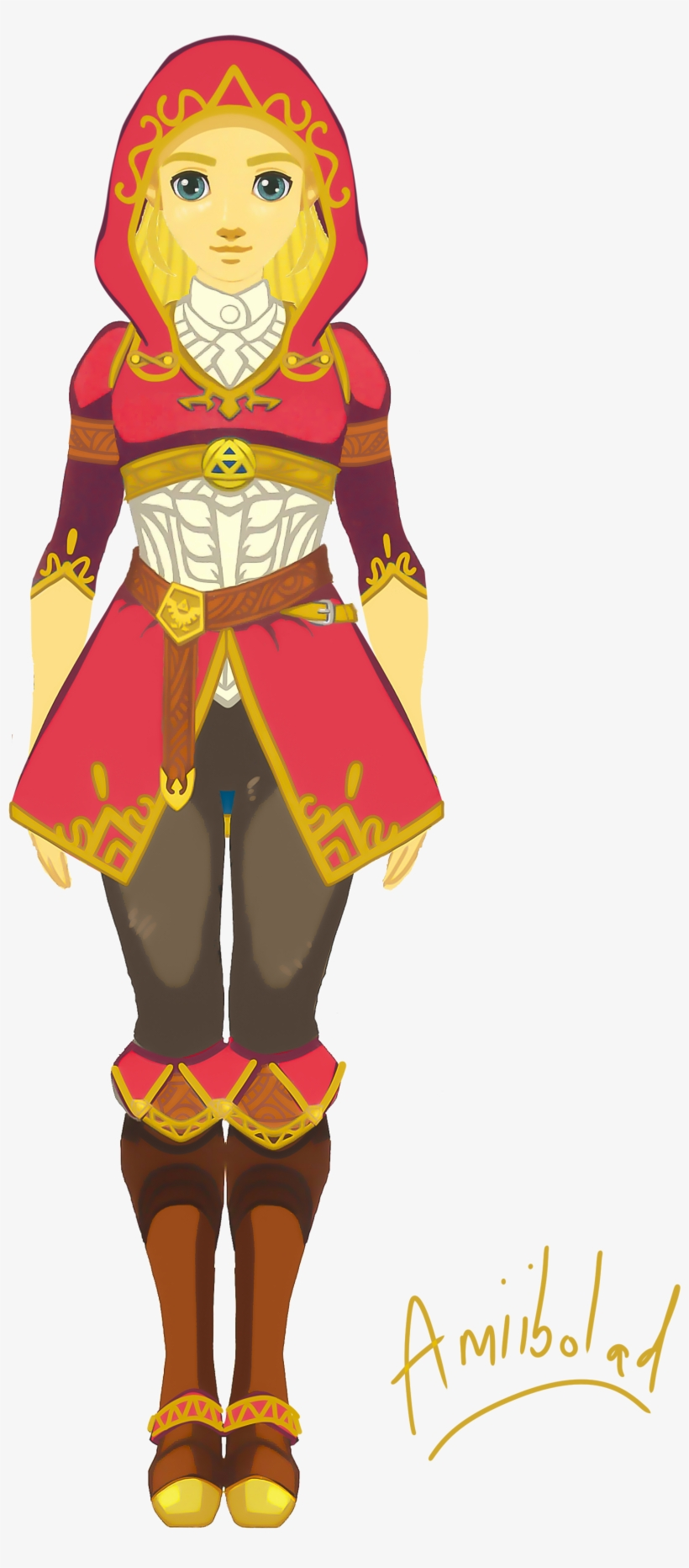 Ambitious Mod Reworks Breath Of The Wild To Make Zelda - Legend Of Zelda Breath Of The Wild Zelda Mod, transparent png #3758941