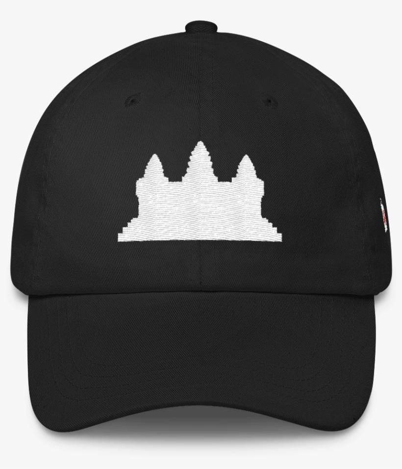 Classic Dad Hat/cap White Angkor Wat - Maybach Music Cap, transparent png #3760501