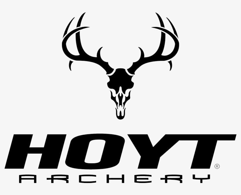 Hoyt Deer Logo Deer Skull Svg Free Transparent Png Download Pngkey