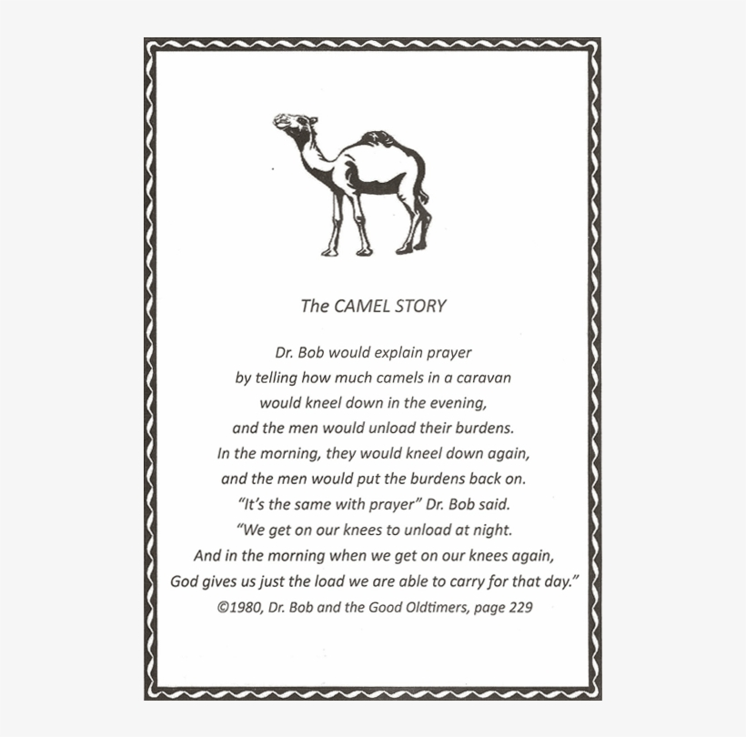The Camel Story - Guess What Day It Is? Hump Day Camel Tote Bag, transparent png #3760887