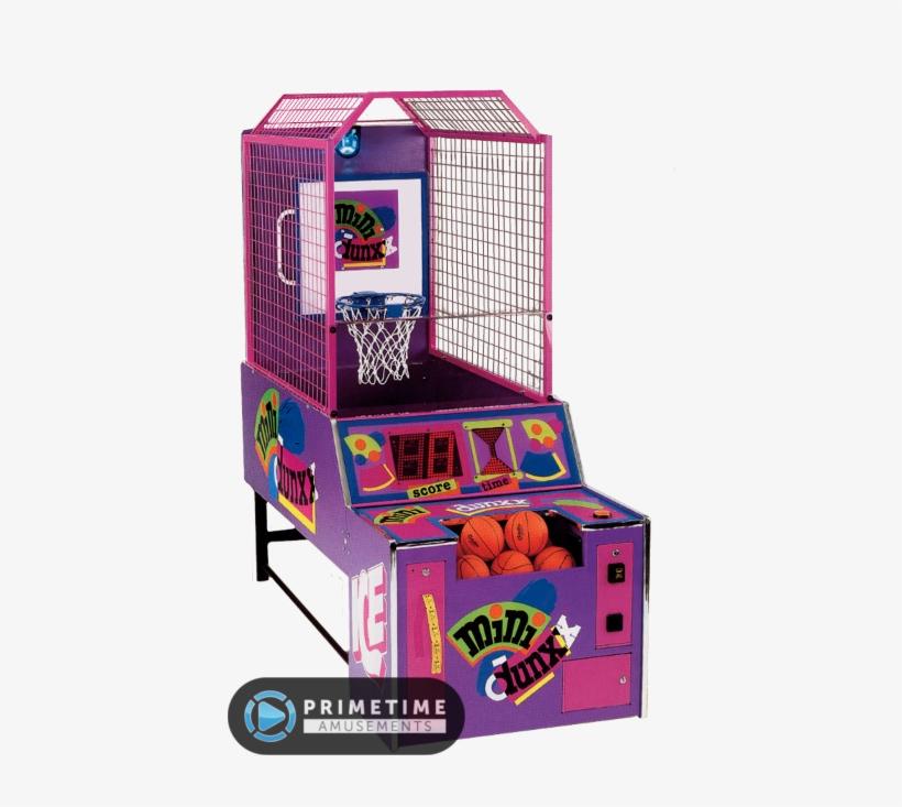 Mini-dunxx Kids Basketball Arcade Machine By Ice - Ice Mini Dunxx Arcade Game, transparent png #3766279
