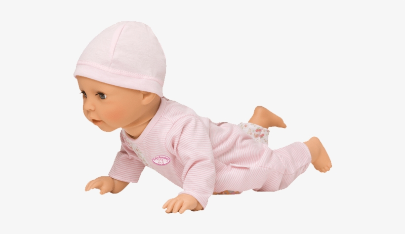 Barbie Doll Transparent Background - Baby Annabell - Learns To Walk /toys (dolls, transparent png #3768712