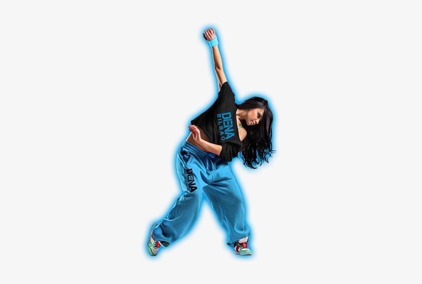 Baile Moderno En Bilbao - Baile Hip Hop Png, transparent png #3770212