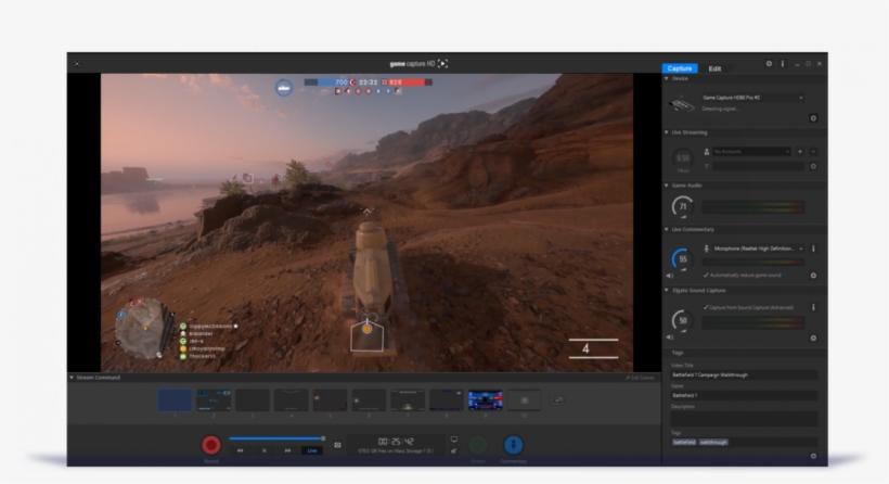 Elgato Hd60 Pro Software Recording - 4k Capture Utility For