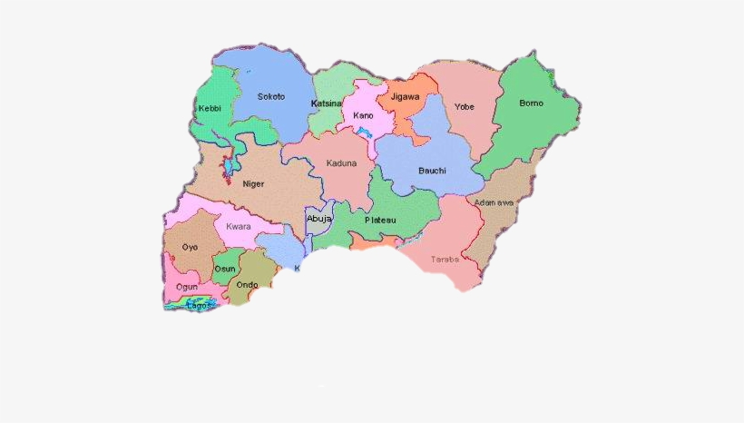 Com/the Map Of Nigeria Would Look Funny If Biafra Secedes