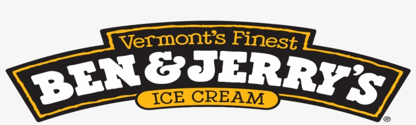 "Ben And Jerry To Hold ""take Back Congress, Flavor By - Ice Cream Brands Logo, transparent png #3775495"