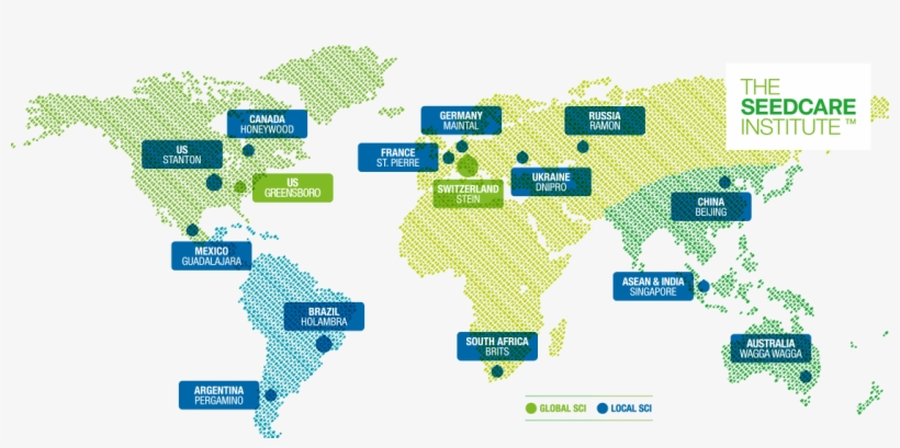 A Global Network Of Local Experts Discover Our Global - Syngenta Global, transparent png #3775758