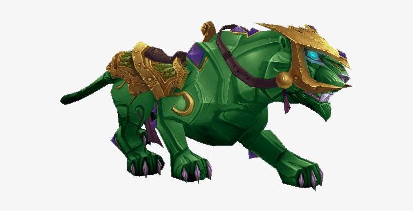 Jade - Wow Jade Panther, transparent png #3781274
