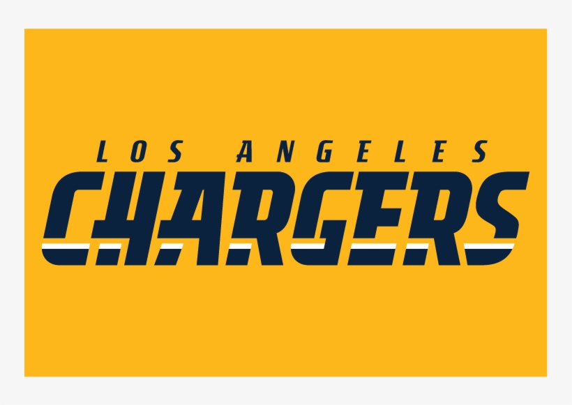 Los Angeles Chargers Iron Ons - Tennessee Titans Vs Los Angeles Chargers, transparent png #3782379