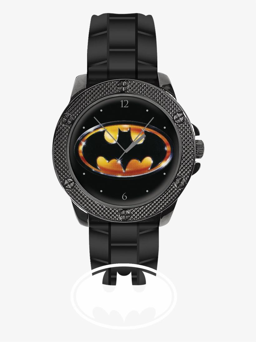 Batman - Dc Watch Collection, transparent png #3782410
