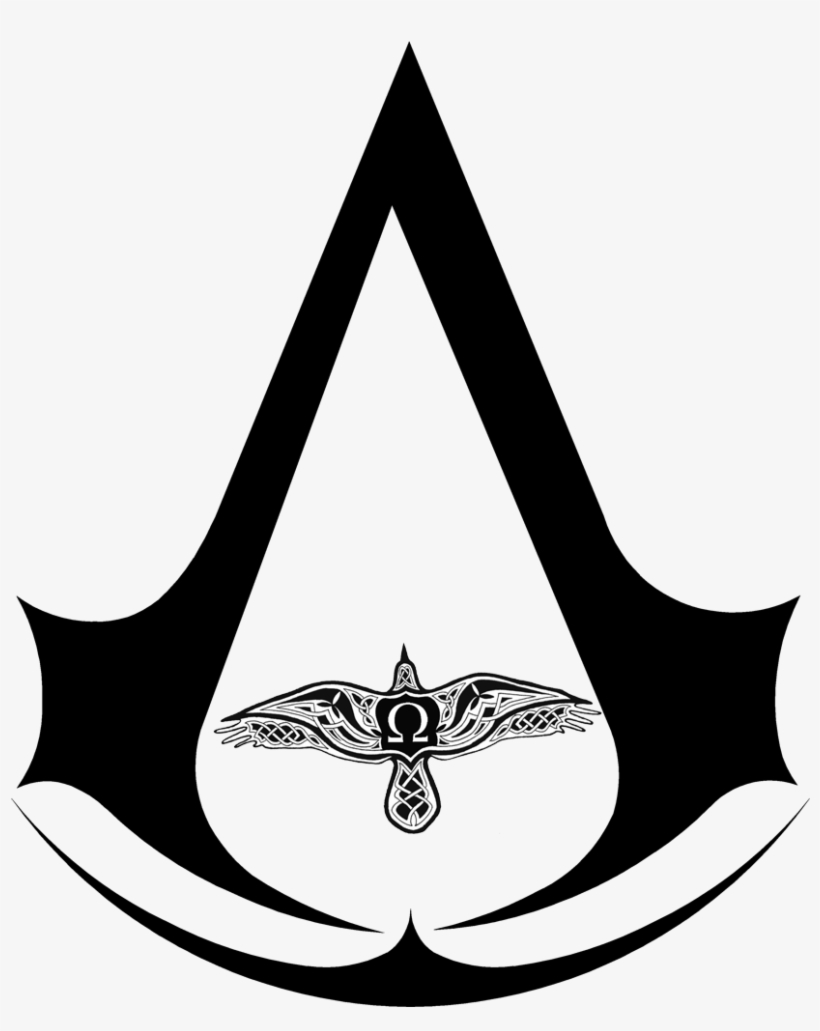 Assassins Creed Black Flag Logo Png Assassins Creed Logo Png