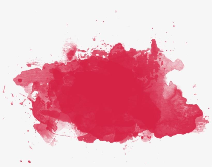 Style Pilsner - Watercolor Splatter, transparent png #3784050