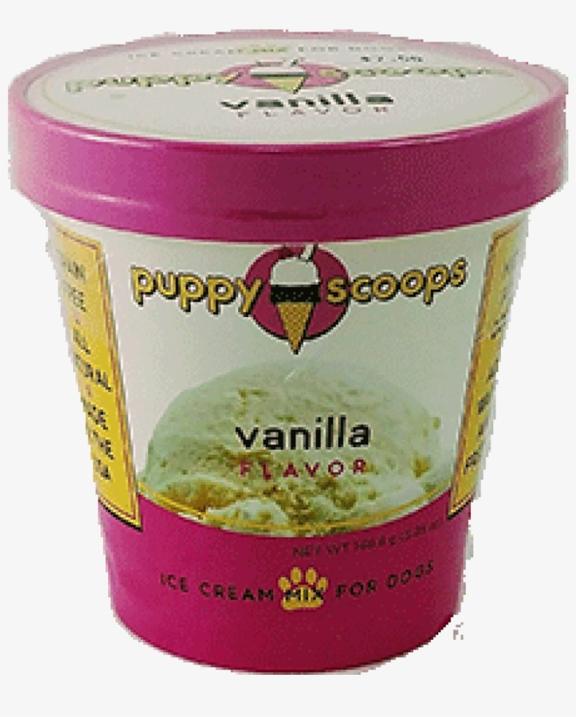 Puppy Scoops Ice Cream - Puppy Scoops Ice Cream Mix For Dogs, transparent png #3785245